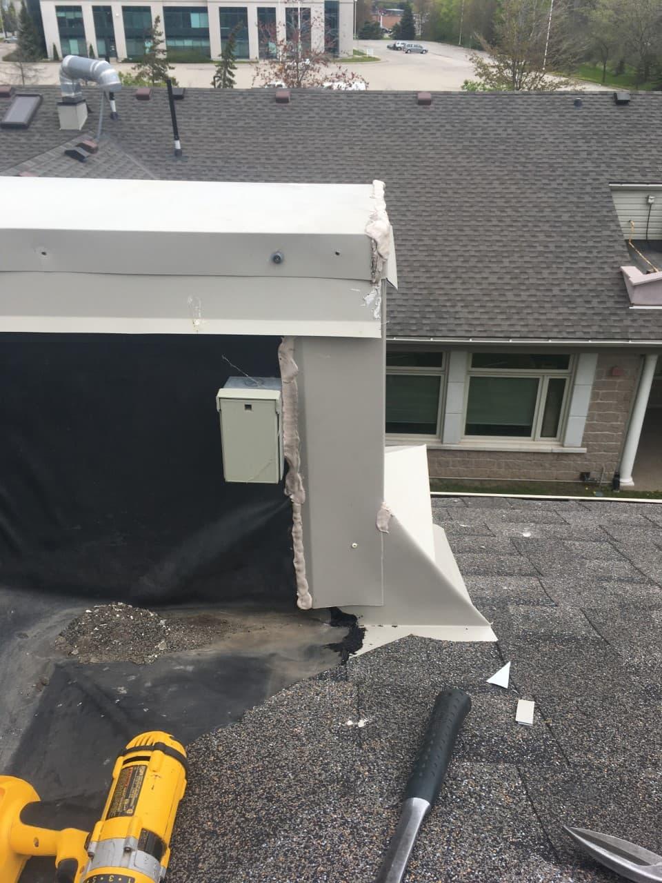 Hamilton Roof Repair Maximum Roofing