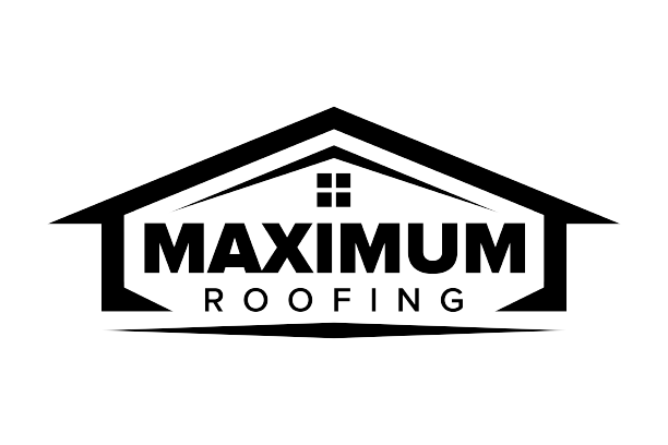 Maximum Roofing Logo - V3 No Bg